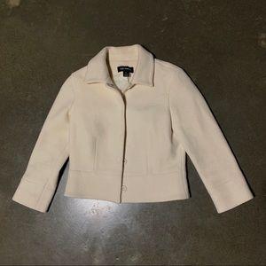 Club Monaco fitted wool blazer Small